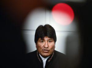 Morales analizará la permanencia de la embajada de EE UU en Bolivia