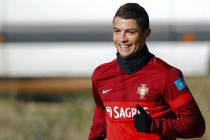 Cristiano Ronaldo compite con Obama por el corazón de los israelíes