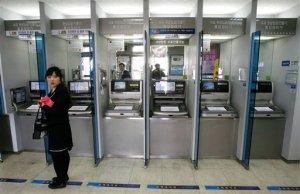 Caen las redes de bancos y medios surcoreanos