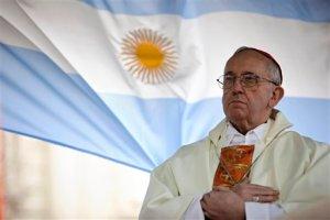 Un cura rockero anticipó la elección del Papa latinoamericano