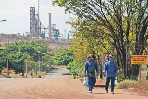 Elección presidencial agarra en mal paso a empresas de Guayana