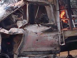 Choque entre camiones deja tres fallecidos en la Falcón-Zulia