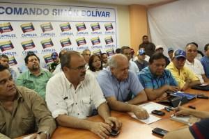 Constituyen Comando Simón Bolívar en Guayana