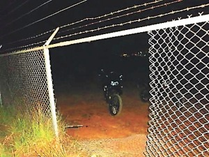 Garimpeiros roban 300 metros de cables de Ferrominera