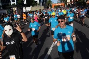 Seis mil corredores celebrarán 11 años de éxitos sobre asfalto