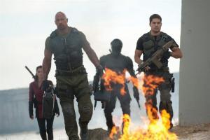 """""""G.I. Joe"""" supera a sus rivales en la taquilla norteamericana"""