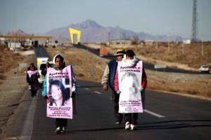 Madres luchan todos los días por justicia para sus hijas en México