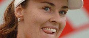 Martina Hingis al Salón de la Fama