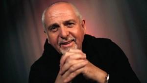 Peter Gabriel quiere hablar con los animales online