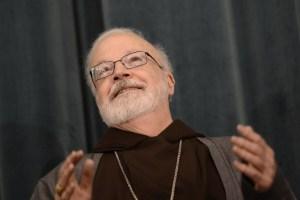 Sean O'Malley, un cardenal bloguero comprometido con la lucha antipedofilia