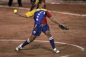En softbol Venezuela venció a Canadá