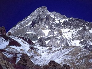 Montañista francés murió en el Aconcagua de Argentina
