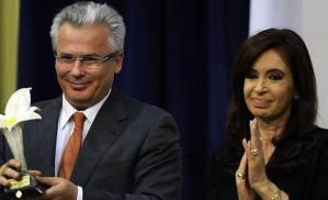 Baltasar Garzón y Cristina Fernández mantienen un romance secreto