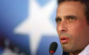 Capriles: No hay pueblo bueno ni pueblo malo, sino Gobierno malo