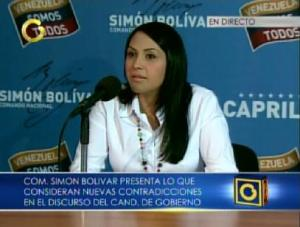 Solórzano se pregunta por qué Maduro ordena cortes eléctricos y luego habla de sabotaje (VIDEO)