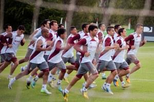 Así entrena La Vinotinto para enfrentar a Argentina este viernes (FOTOS)