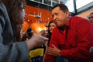 Pobres del Bronx no olvidan a Chávez