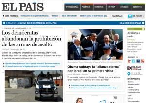 El País de España lanza su edición para América