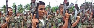 """Las Farc acusan al ministro de Defensa de ser un """"francotirador"""" del diálogo"""