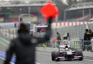 Esposa del fundador de la Formula 1 falleció el jueves