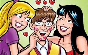 """""""Glee"""" y """"Archie"""" unidos en los cómics (Imagen)"""