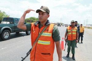 Protección Civil Carabobo monitorea zonas afectadas por las lluvias
