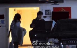 """Jackie Chan fue """"pillado"""" manejando un carro militar chino"""