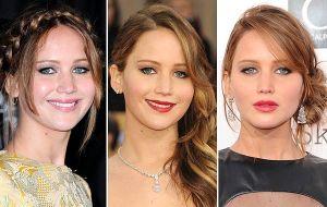 Los 20 looks de Jennifer Lawrence ¿Cuál te quedaría mejor? (Fotos)