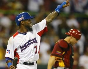 Venezuela no pudo con Dominicana y cae 9×3