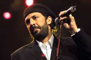 Juan Luis Guerra presenta canción con Romeo Santos