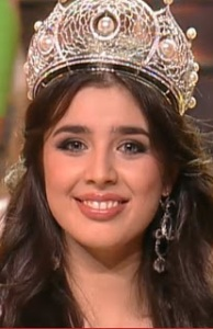 Esta Miss no soportó los insultos y eliminó su cuenta de la red social