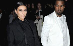 Kim Kardashian se vistió de saco y tacones (FOTO)