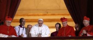 Teólogo brasileño: Lo que interesa no es Bergoglio y su pasado, sino Francisco y su futuro