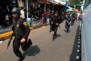 Dos policías muerieron baleados en México