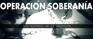 Así viven los estudiantes que protestan por la verdad #OperaciónSoberania (Video)