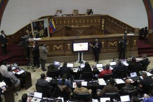 Crónica Parlamentaria: Aplazaron enmienda constitucional