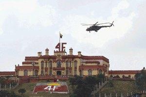 Ultiman detalles para traslado de restos de Chávez al cuartel de la montaña (FOTOS)