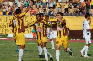 Trujillanos se apodera del primer lugar en el Clausura tras empate del Danz