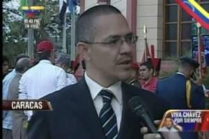 Villegas: Pueblo podrá ver a Chávez en el Cuartel de la Montaña