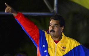 Nicolás Maduro también agradeció al Papa por Twitter