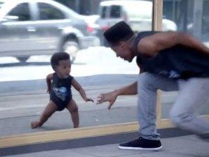El baile de los bebés supera los 30 millones de visitas (Video)