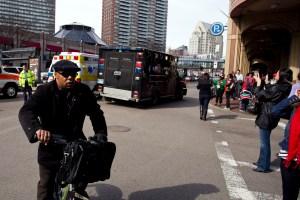 Putin pide un minuto de silencio por las víctimas del atentado de Boston