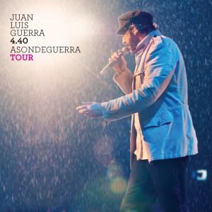 Juan Luis Guerra lanzará su nuevo album en vivo