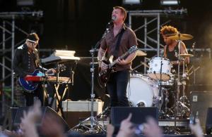 Lollapalooza se rinde ante el rock de Queens of the Stone Age (Fotos)
