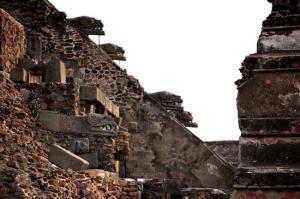 Robot explorará el último tramo de túnel hallado en Teotihuacan (Fotos)