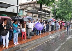 Caracas no está preparada para una emergencia
