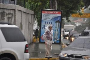 Continúan las lluvias en gran parte del territorio nacional