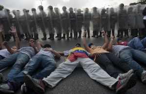 La Casa Blanca pide a Venezuela proteger el derecho a la protesta