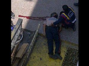 Matan a un policía en las afueras de un centro comercial de Maracay (Fotos)