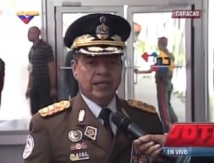 Barrientos: Se pueden hacer manifestaciones frente al CNE siempre sea en paz